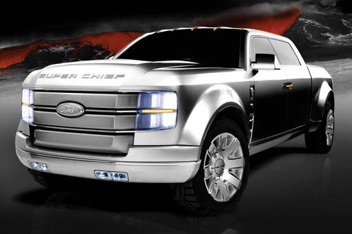 2008 Ford Truck