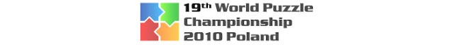 19th World Puzzle Championship: Poland 2010