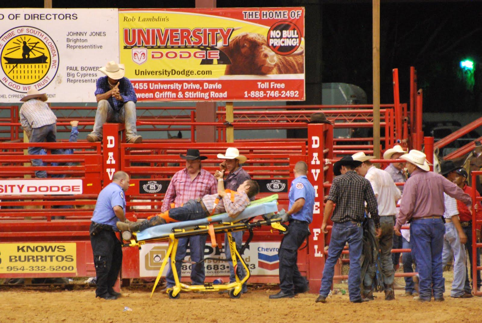 Davie Pro Rodeo 2010 Bull Riding A Mix Of Extraordinary