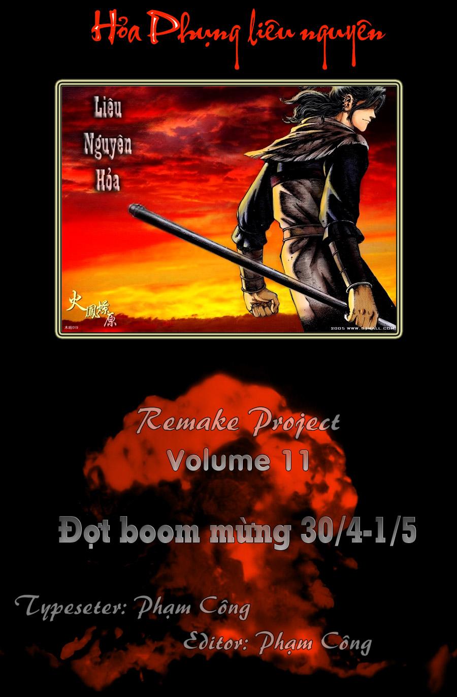 Hỏa Phụng Liêu Nguyên tập 87 - 1