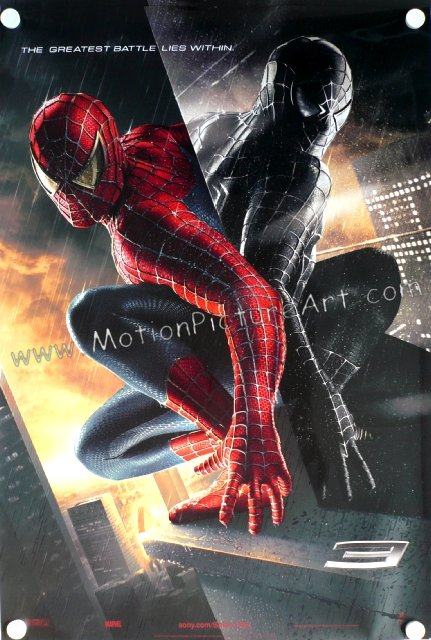 Spiderman 3 Tamil Dubbed Movie Download