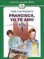 Autor   Francisca yo te amo