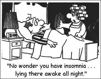 symptoms of idiopathic insomnia