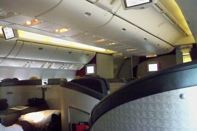 The Hopeful Traveler Aa Flight 137 Flagship Suite From