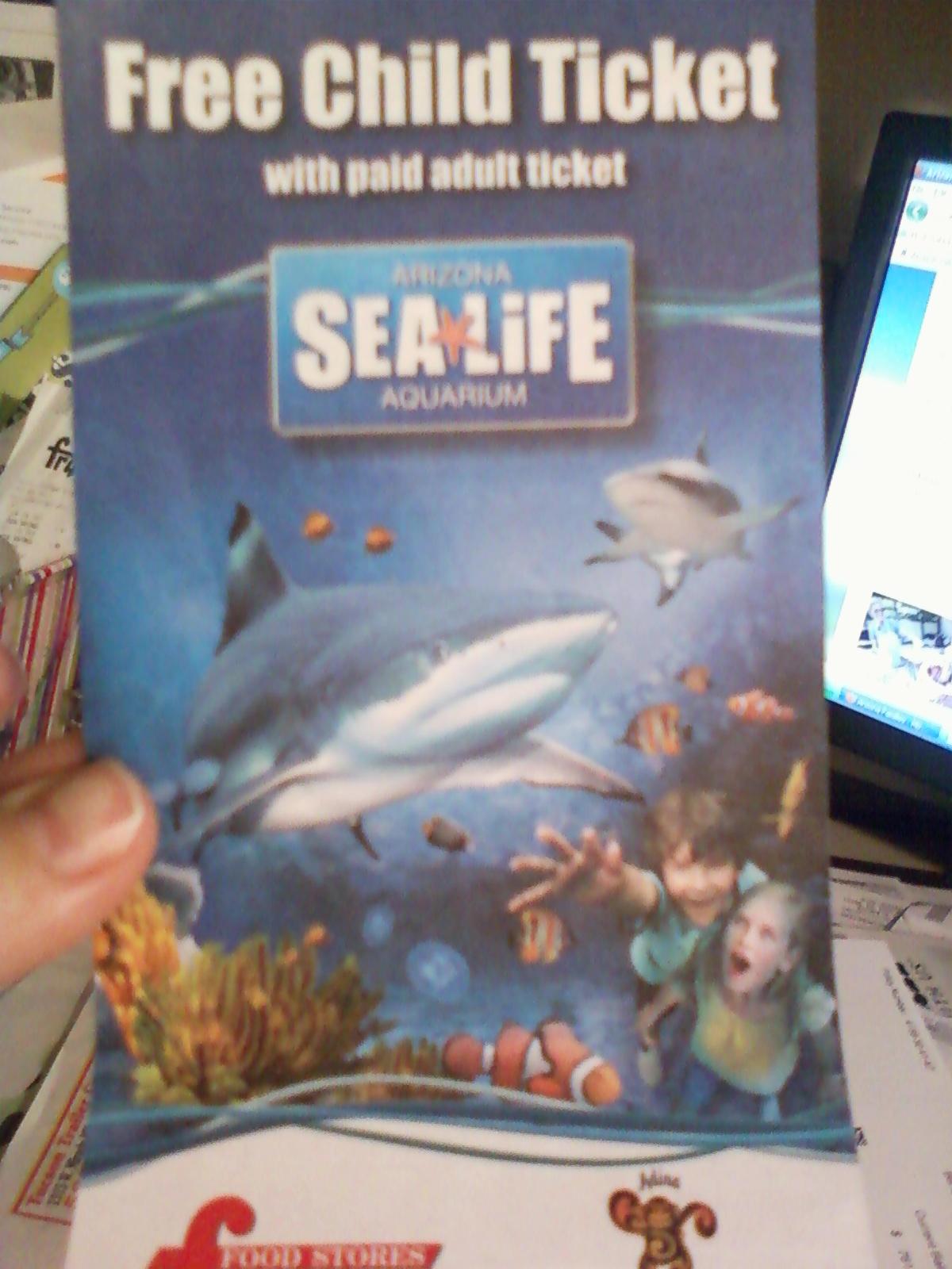 Seaquest aquarium coupon code