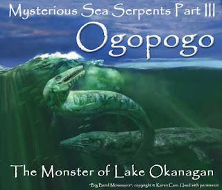 OgopogoHead Hewan Hewan Misterius Dari Berbagai Belahan Dunia