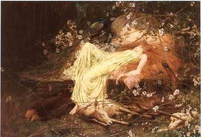 Fall Fairys Wallpapers Varenya S Garden The Charm Of Fairy Tales An