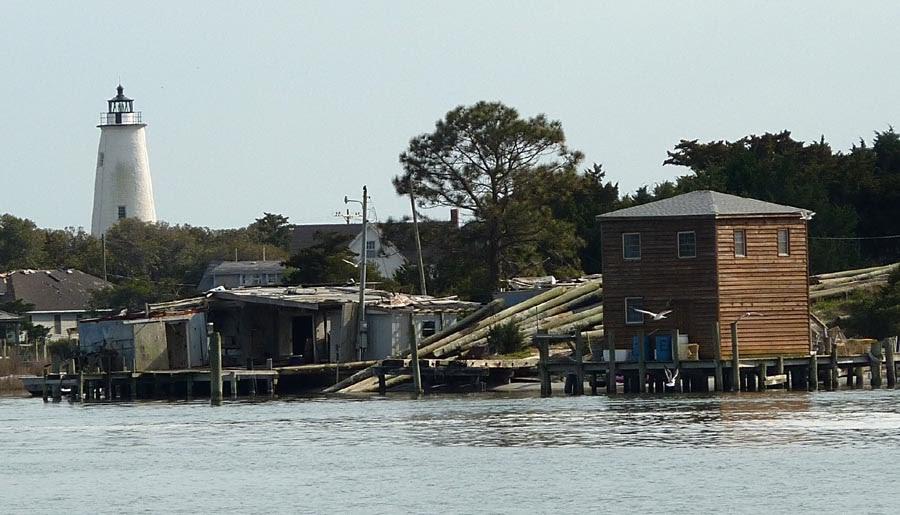 Living The Life In Saint Aignan Ocracoke Village
