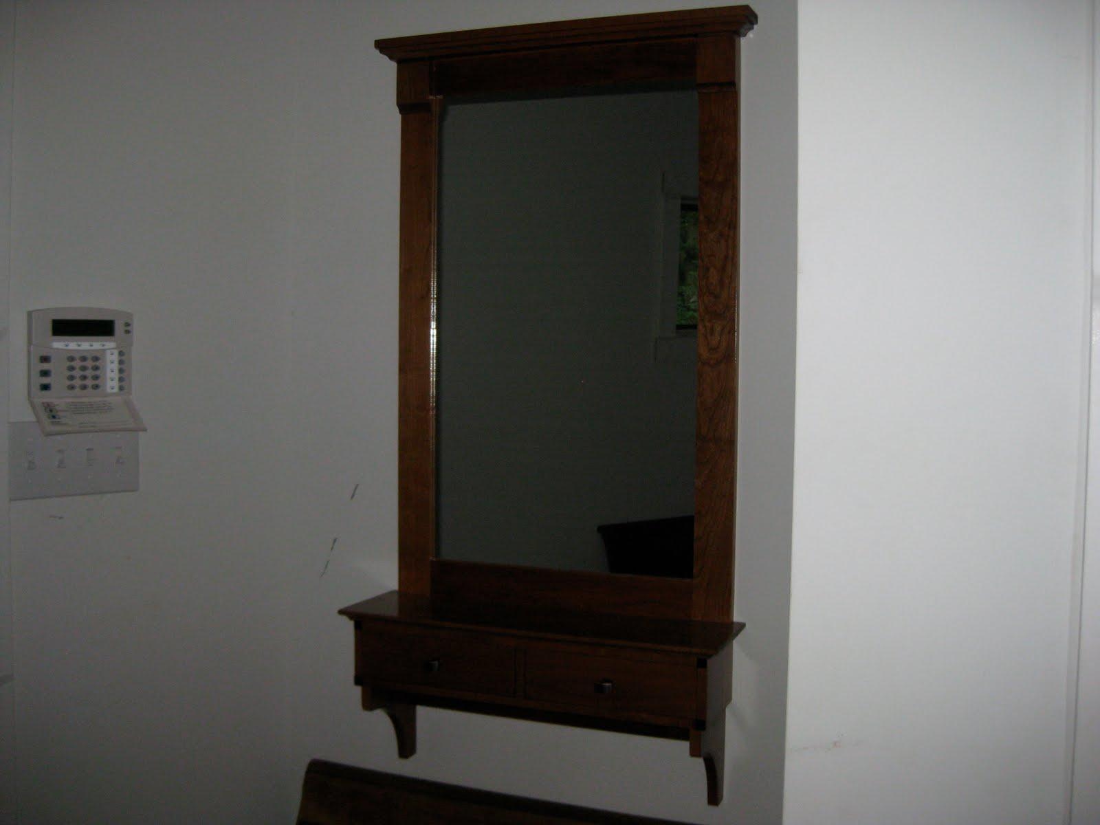 Mirror Hallway Inspiration - Home Living Now | 80944