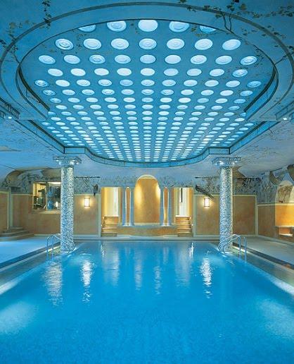 Indoor Swimming Pools House: Suzanne Marie's Interiors: Swimming Pools Soooooo Beautiful