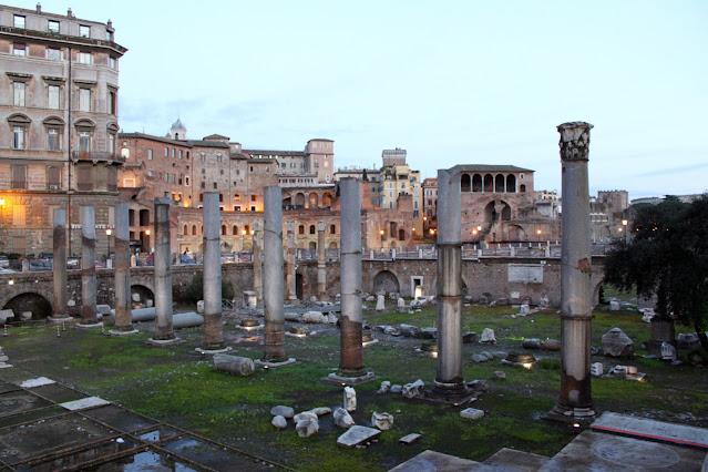 Foro e Mercato di Traiano-Roma