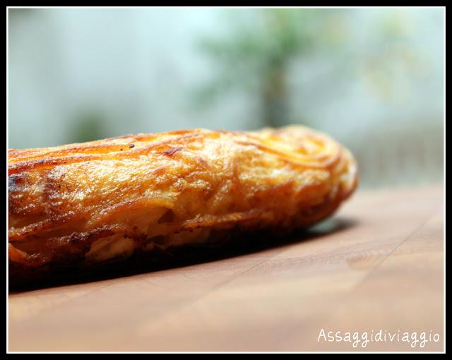 frittata di pasta alla napoletana