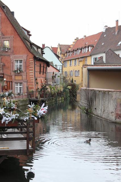 Petite Venise di giorno-Colmar