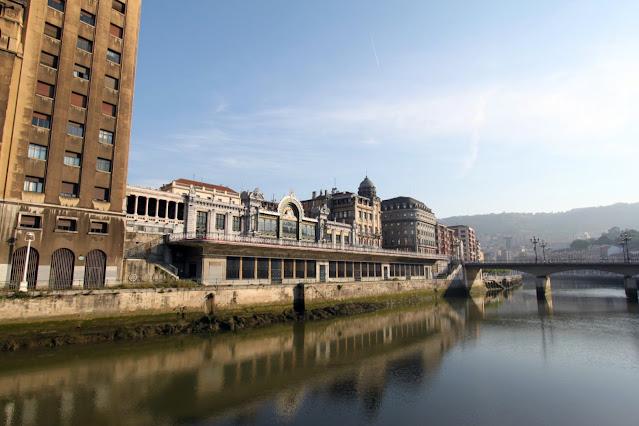 Lungofiume-Bilbao