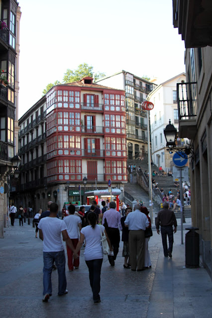 Plaza Unamuno-Bilbao