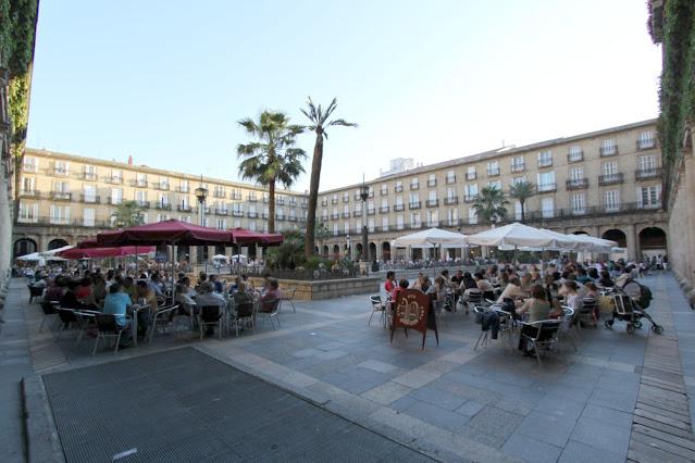 Plaza Nueva-Bilbao