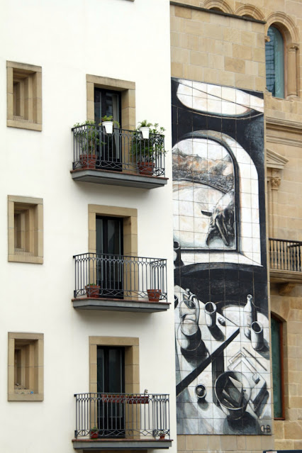 Murales-San Sebastiàn