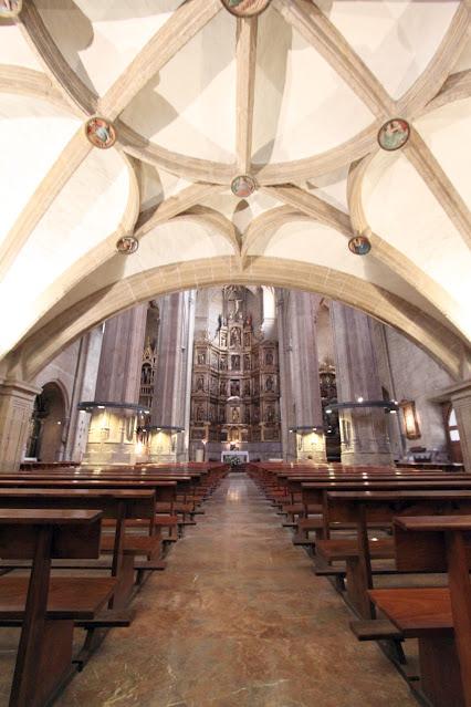 Chiesa di San Vicente-San Sebastiàn