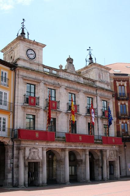 Plaza Mayor-Burgos