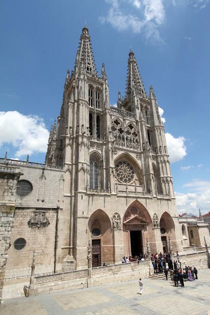 Matrimonio in Cattedrale-Burgos