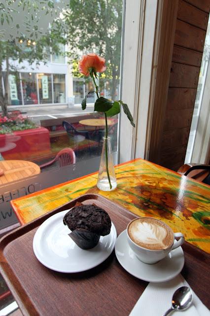 Colazione al Caffé Paris-Akureyri