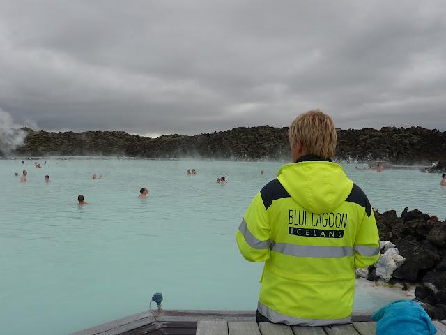 Blue lagoon-Penisola di Reykjanes