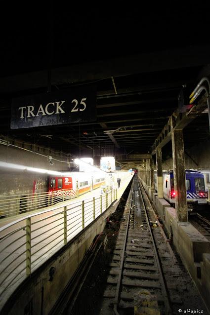 Subway station-New York