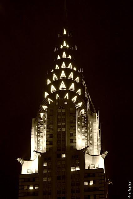 Chrysler building-New York