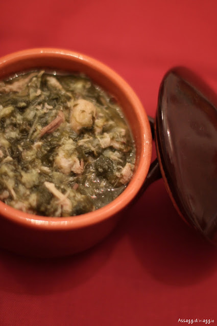 La minestra maritata