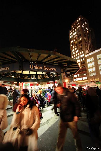 Union square-Mercato-New York