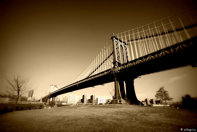 Manhatthan bridge-New York