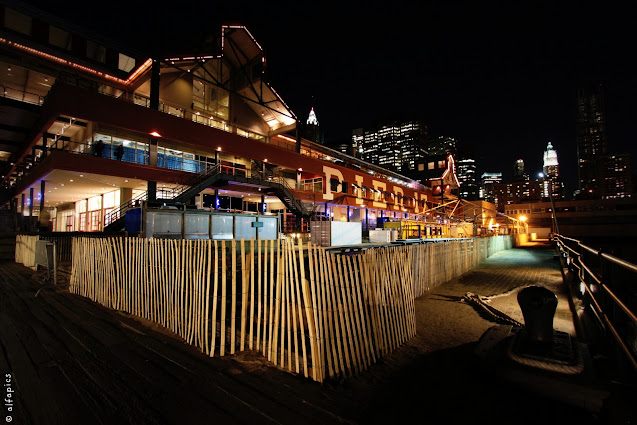 Pier 17-New York