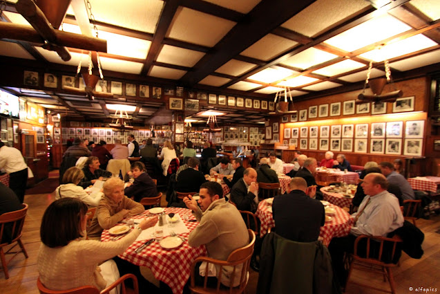 Gallagher's steakhouse-New York
