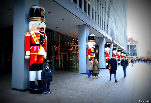 Rockfeller center-New York