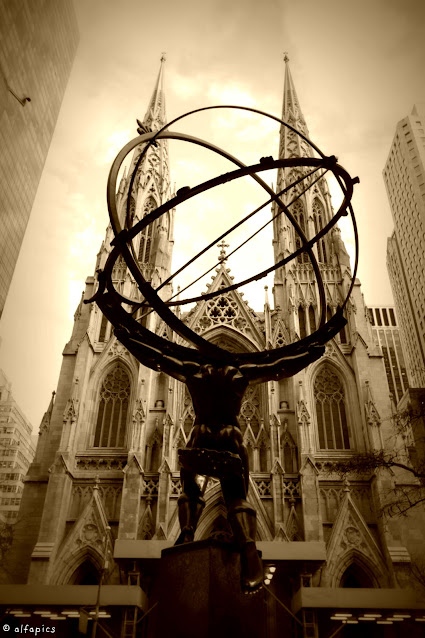 St. Patrick's Cathedral-New York
