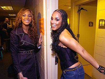 alicia keys ft beyonce put it in a love song video