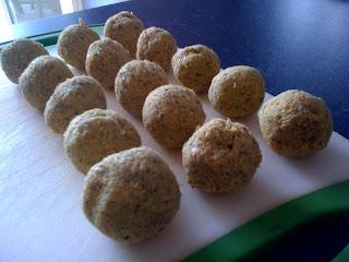 adventures of a gluten free globetrekker Hale & Hearty's Gluten Free Felafel Mix Gluten Free Vegetarian