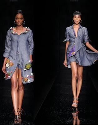 Fashionjunkii Runway Photos Arise Fashion Week 2009 Tiffany Amber Nigeria