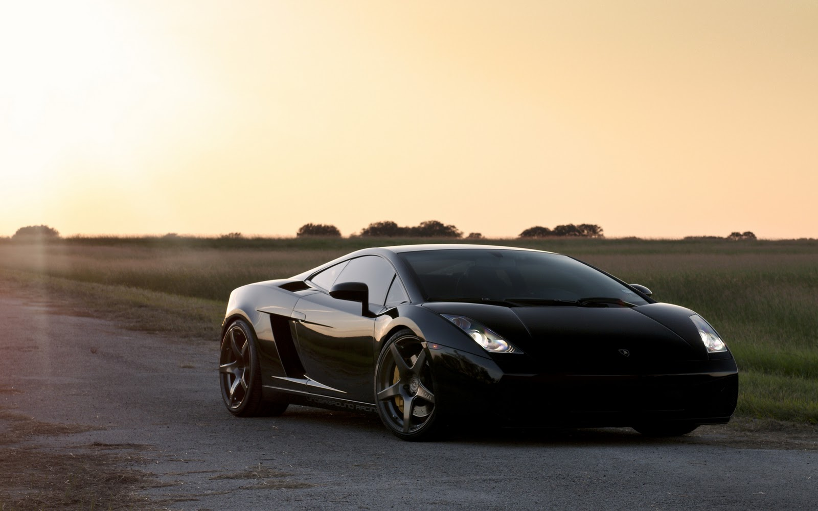 Vecars.blogspot.com: Cool Black Lamborghini Gallardo HD