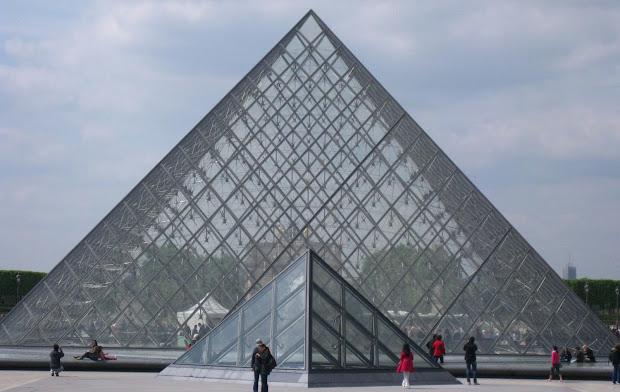 Pris Adventures Paris Part 4 - Louvre