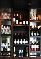 Mystery bar #70 - wine shelves