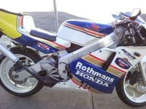 super bike 1993 honda nsr250 for sale in san francisco for 5000. Black Bedroom Furniture Sets. Home Design Ideas