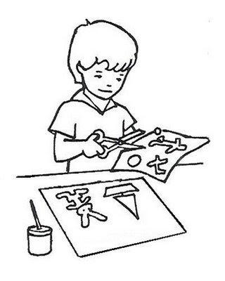 Rotina Para Educacao Infantil Atividades Para Colorir