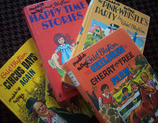 Vintage Enid Blyton Collection