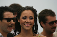 Paloma Fiuza en Viña del Mar