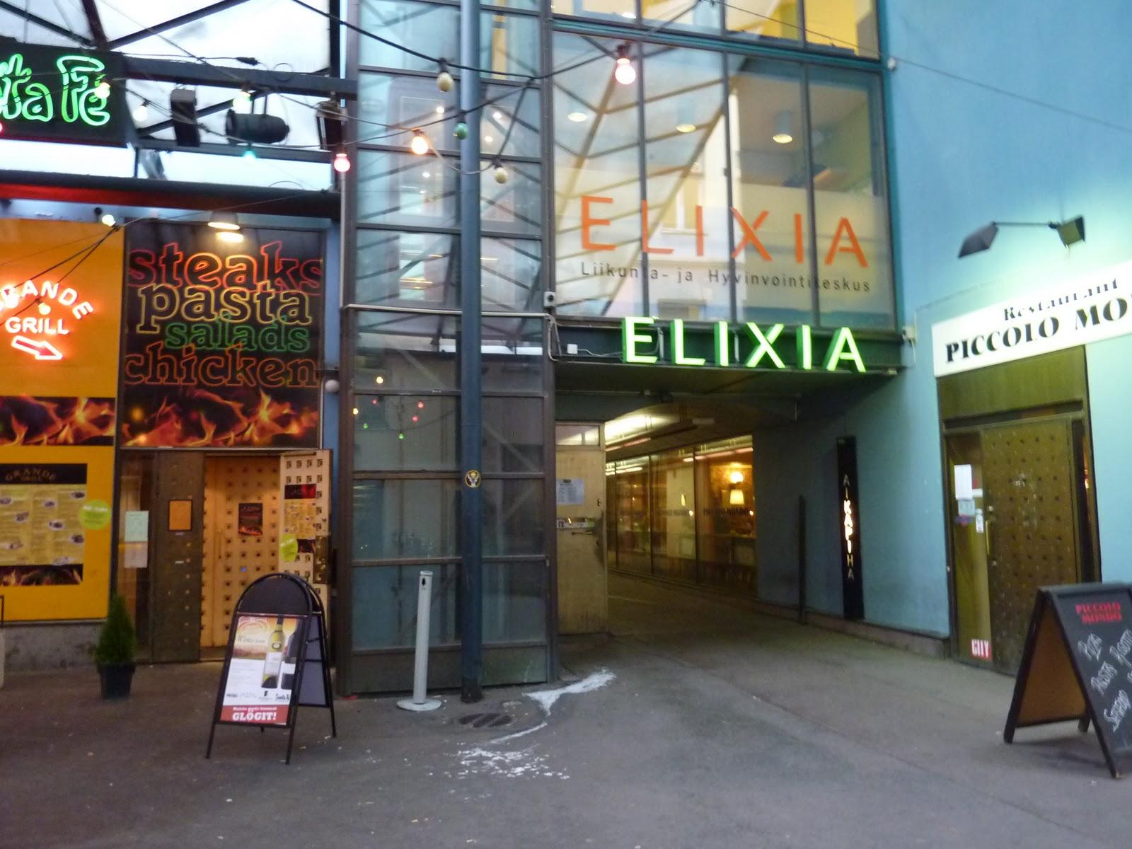 Elixia Flamingo