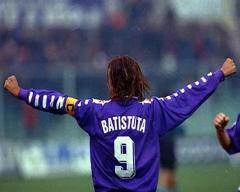 Jugadores mundiales de futbol: Gabriel Omar Batistuta