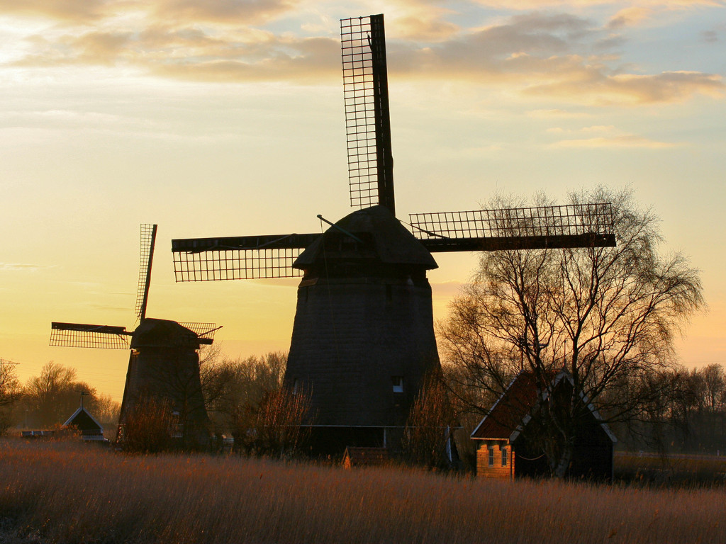 WALLPAPER: Windmill Wallpapers