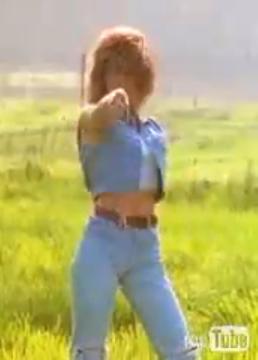 shania twain ass jeans