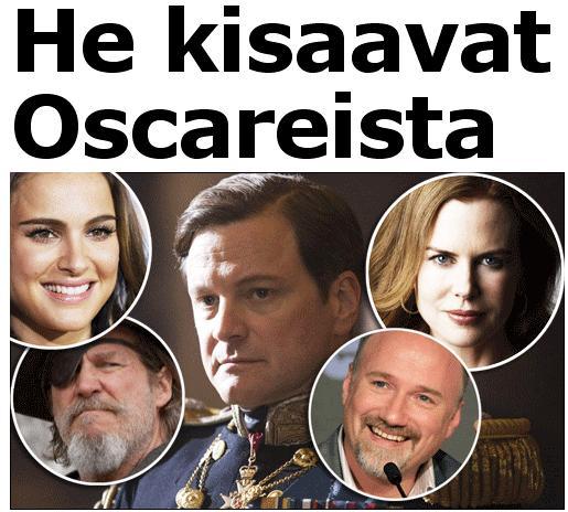 Oscar Ehdokkaat 2021
